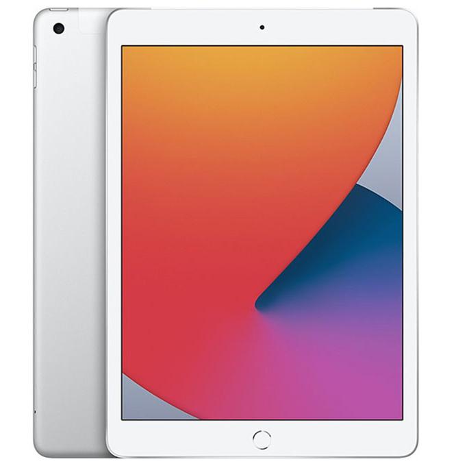 iPad 10.2 inch gen 8th 2020 Wifi 128GB - Silver (MYLE2ZA/A) Chính Hãng Apple Việt Nam