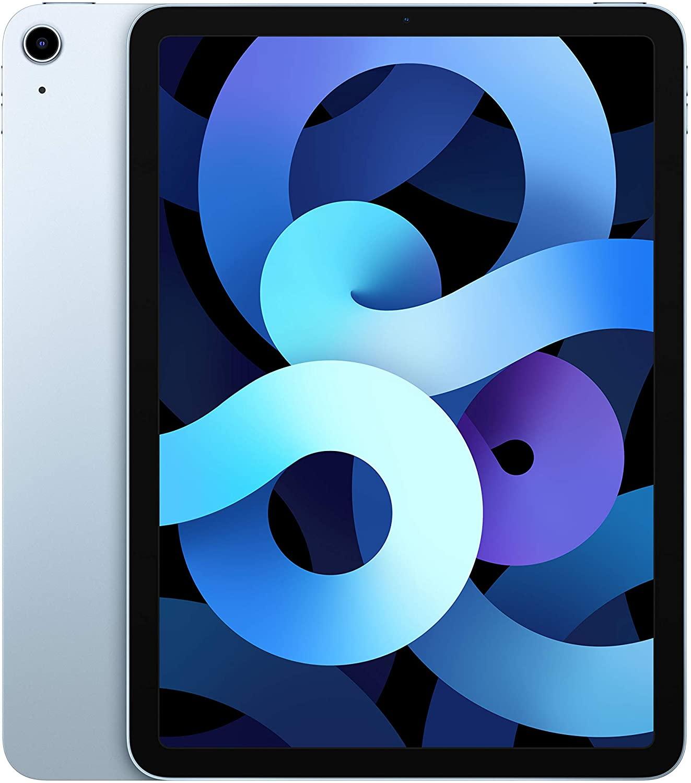 iPad Air 4 10.9-inch (2020) Wi-Fi + Cellular 256GB - Sky Blue (MYH62ZA/A)