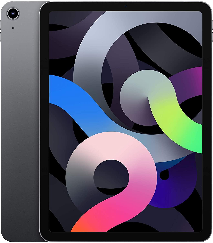 iPad Air 4 10.9-inch (2020) Wi-Fi + Cellular 256GB - Space Grey (MYH22ZA/A)