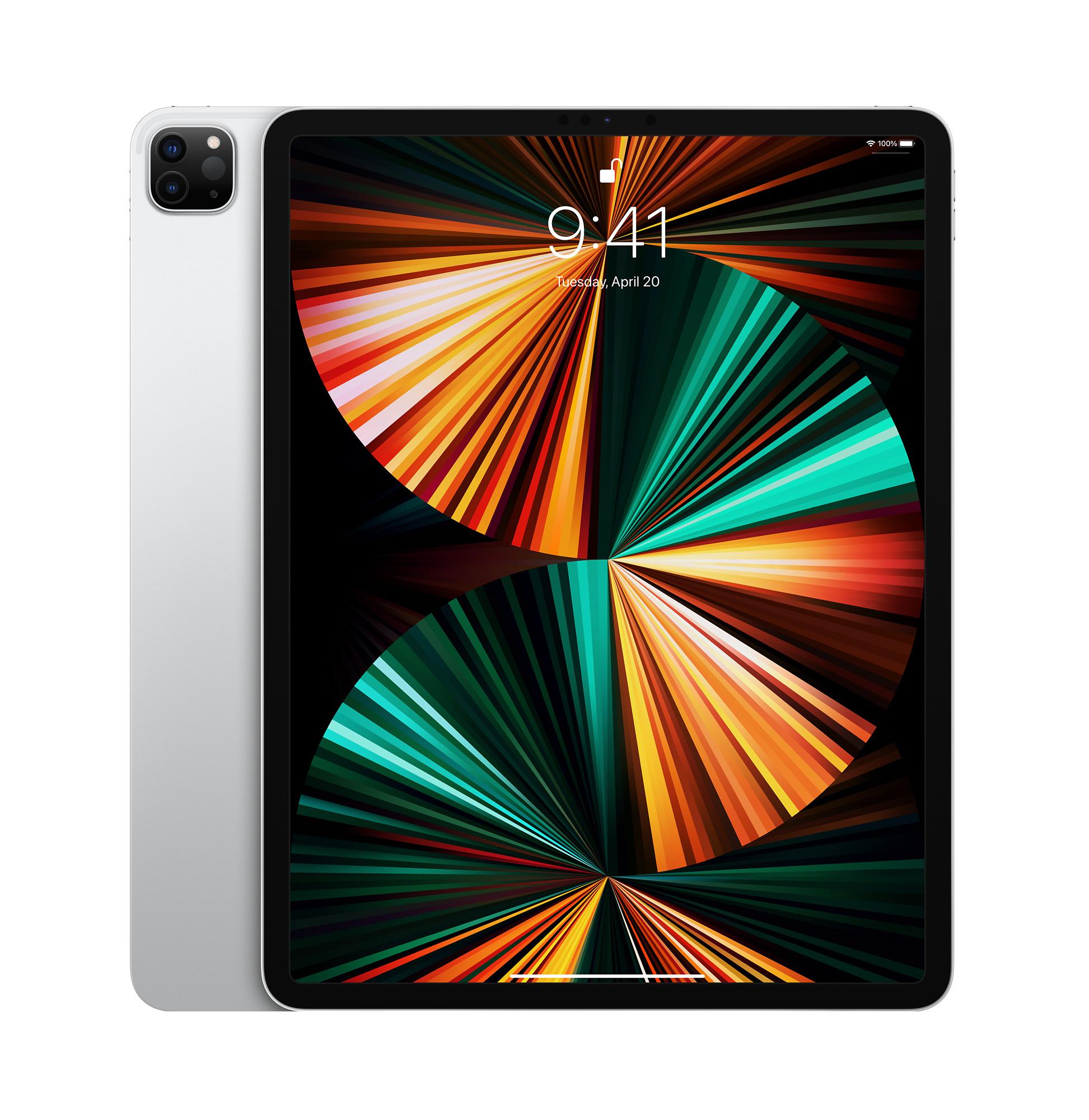 iPad Pro 12.9 2021 M1 Wi‑Fi 512GB Silver (MHNL3ZA/A)