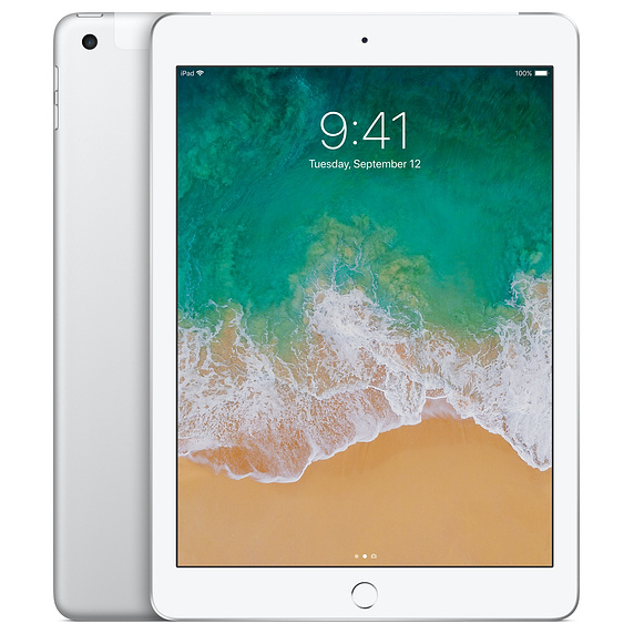 iPad Wi-Fi 32GB - Silver (MR7G2ZA/A)