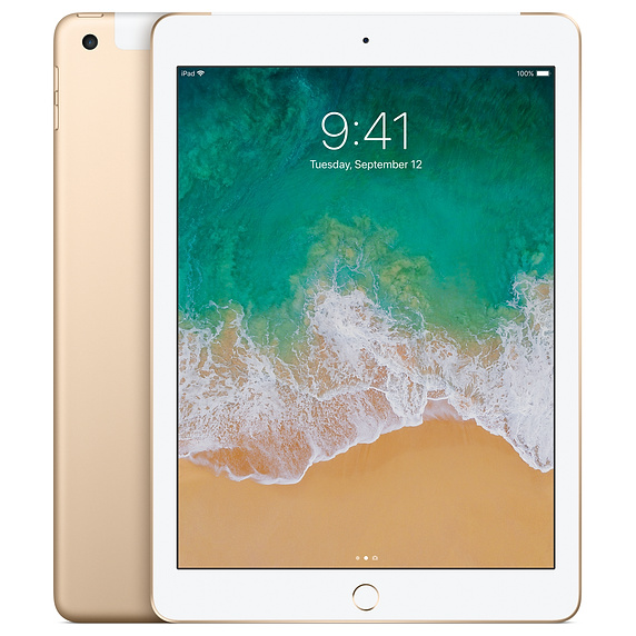 iPad Wi-Fi 128GB - Gold (MRJP2ZA/A)