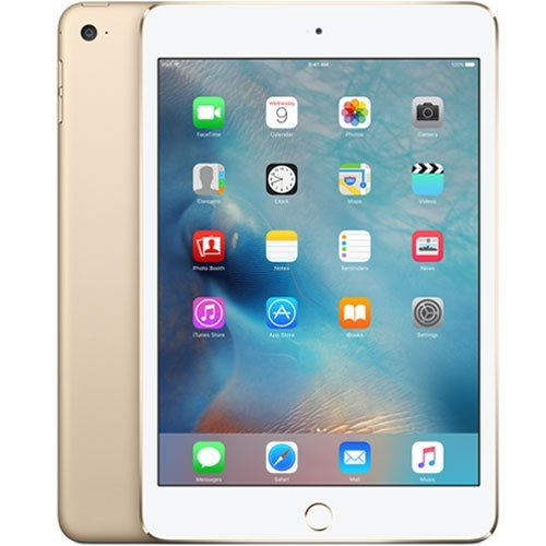 iPad mini 4 Wi-Fi + Cellular 128GB - Gold (MK782TH/A)
