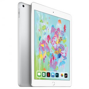 iPad mini 4 Wi-Fi + Cellular 128GB - Silver (MK772TH/A)
