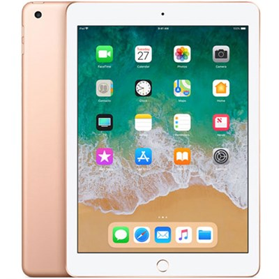 10.5-inch iPad Pro Wi-Fi + Cellular 64GB - Rose Gold (MQF22ZA/A)
