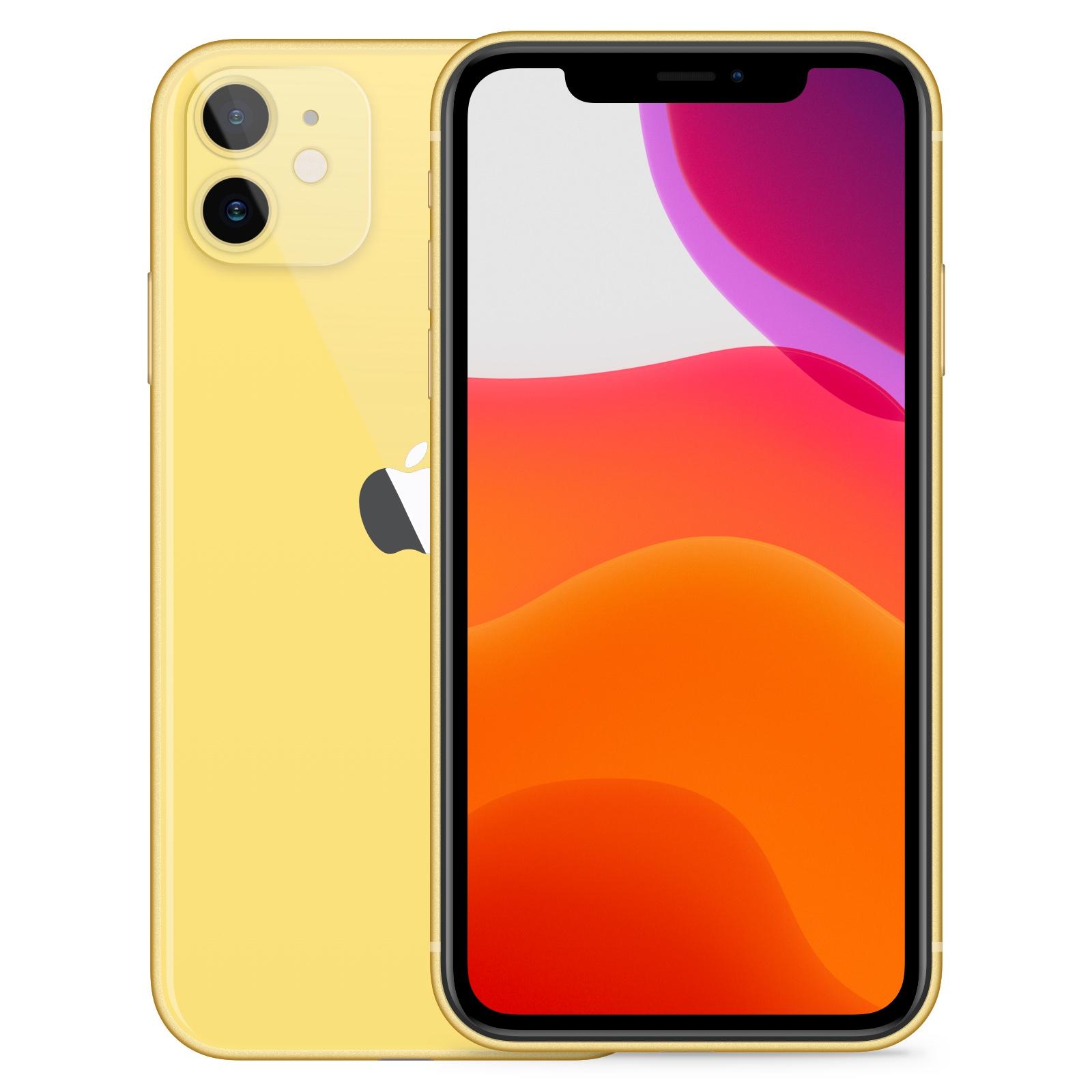 iPhone 11 256GB Yellow MHDT3VN/A Chính hãng
