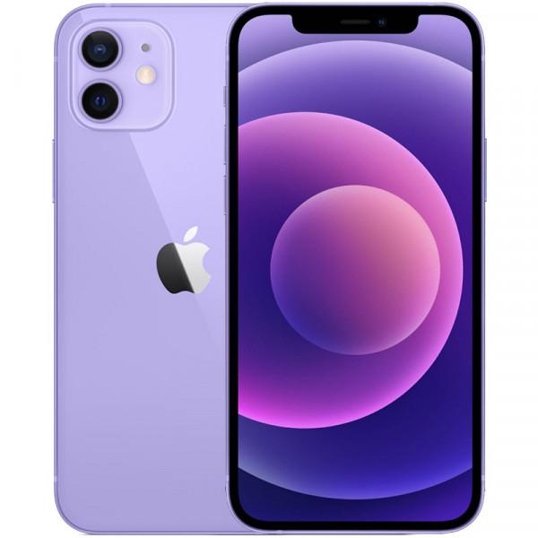 iPhone 12 256GB Purple MJNQ3VN/A Chính hãng