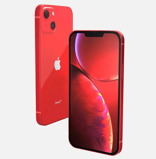 iPhone 13 512GB (PRODUCT)RED
