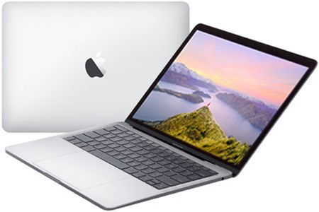 13-inch MacBook Pro: 2.3GHz dual-core i5, 128GB - Silver(MPXR2SA/A)