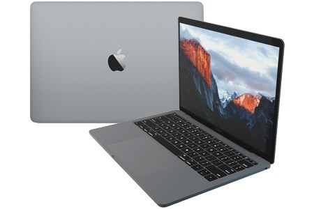 13-inch MacBook Pro: 2.3GHz dual-core i5, 256GB - Space Grey(MPXT2SA/A)