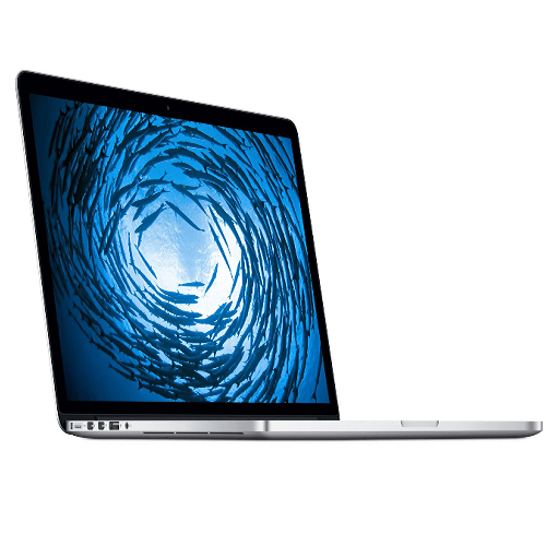 15-inch MacBook Pro with Touch Bar: 2.6GHz 6-core 8th-generation Intel Core i7 processor, 512GB - Silver(MR972SA/A)