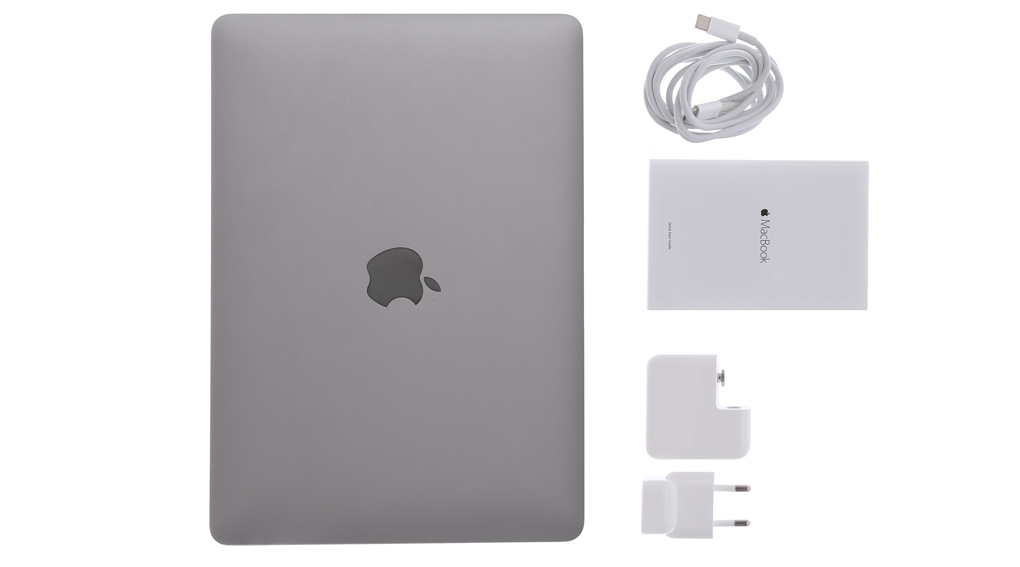 12-inch MacBook: 1.3GHz dual-core Intel Core i5, 512GB - Space Grey(MNYG2SA/A)