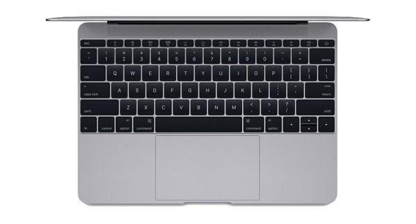 12-inch MacBook: 1.2GHz dual-core Intel Core m3, 256GB - Silver(MNYH2SA/A)
