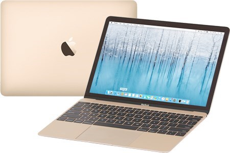 Macbook 12-inch Macbook: 1.3GHz dual-core Intel Core i5, 512GB - Gold(MNYL2SA/A)