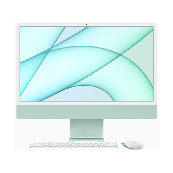 Máy tính All in One Apple iMac 24inch M1 MJV83SA/A 256GB - Green Chính hãng