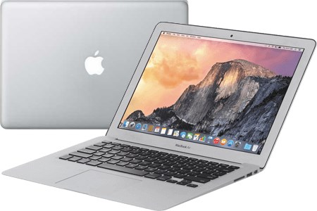 MacBook Air 13-inch: 1.8GHz dual-core Intel Core i5, 256GB(MQD42SA/A)