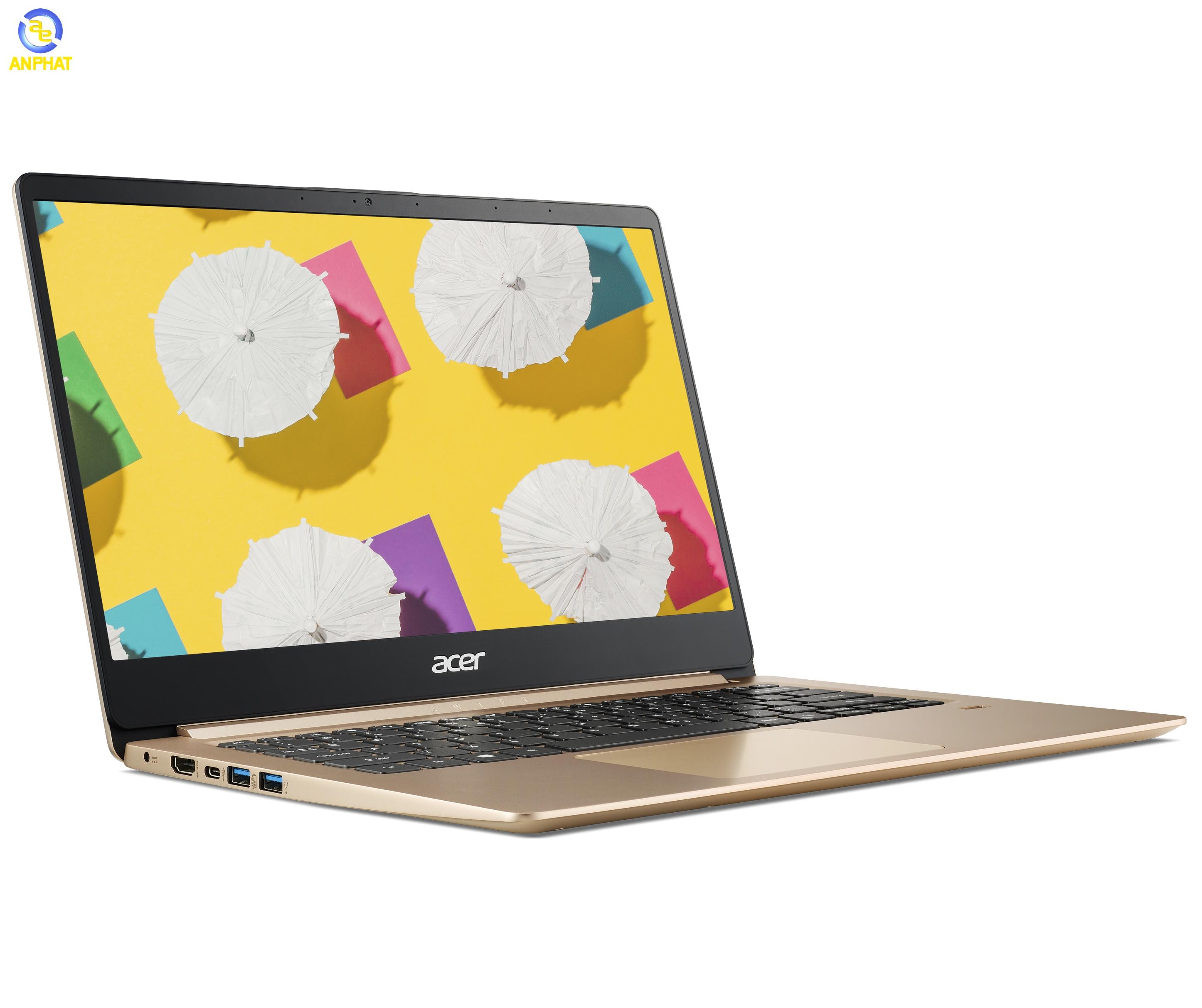 Máy tính xách tay Acer Swift SF114-32-P8TS NX.GXQSV.001