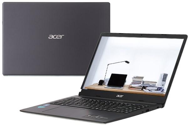 Máy tính xách tay Acer Aspire A315 34 P3LC N5000/4GB/256GB/Win10 (NX.HE3SV.004)