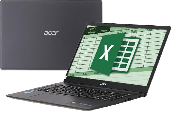 Máy tính xách tay Acer Aspire A315 34 C2H9 N4000/4GB/256GB/Win10 (NX.HE3SV.005)