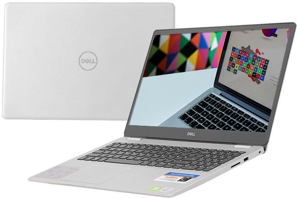 Máy tính xách tay Dell INS 5593 - 7WGNV1 Silver
