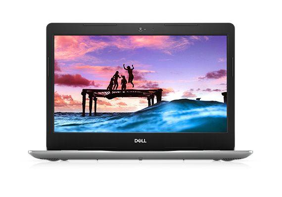 Máy tính xách tay Dell Inspirion 3480 N4I5107W SILVER