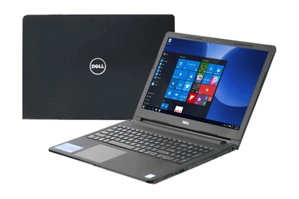 Máy tính xách tay Dell Inspiron 7588C P72F002_Black