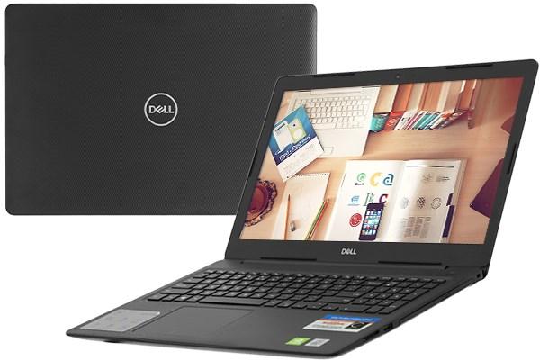 Máy tính xách tay  DELL INS N3593D P75F013 - Black