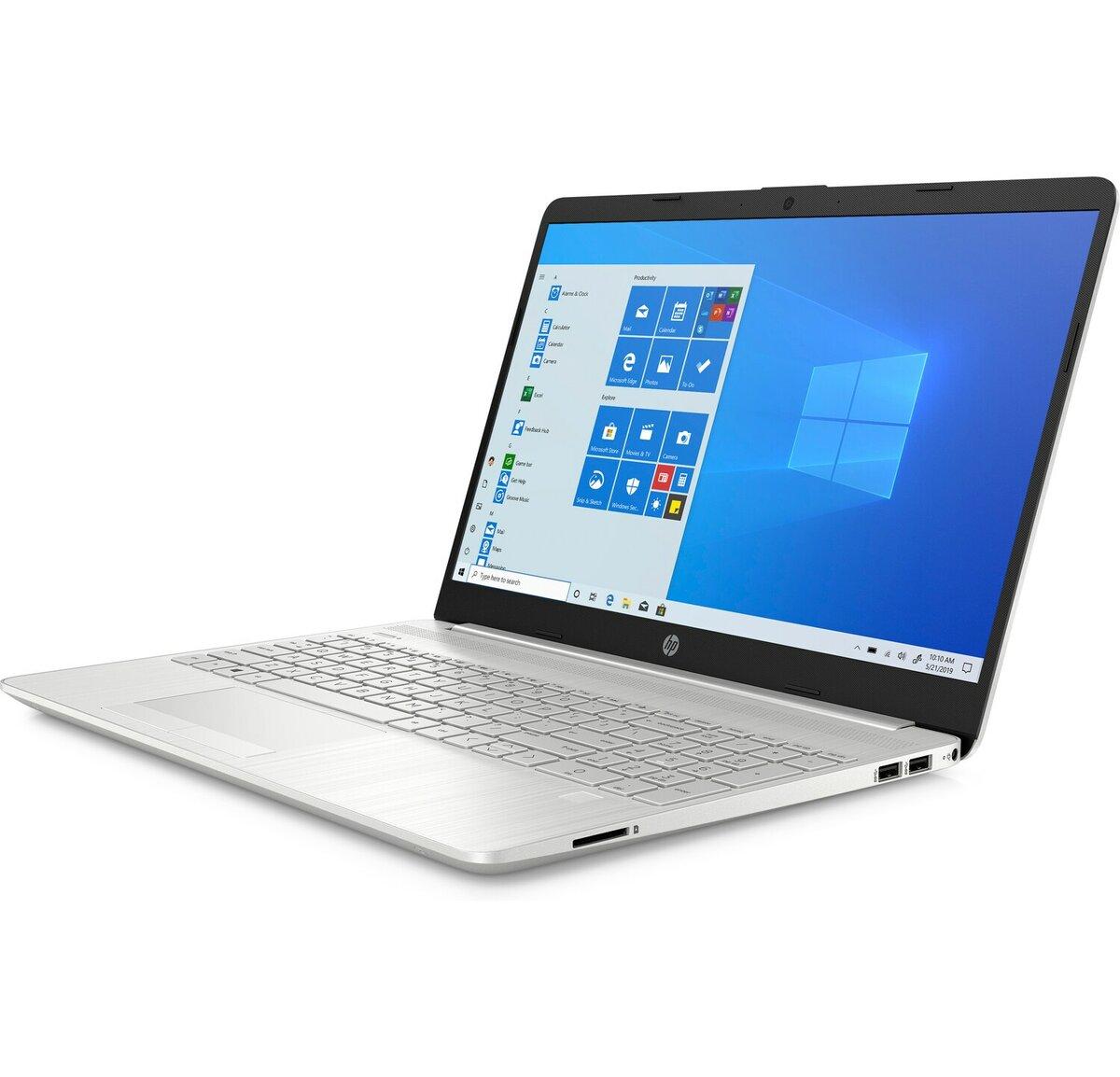 Máy tính xách tay HP 15s-du1055TU
