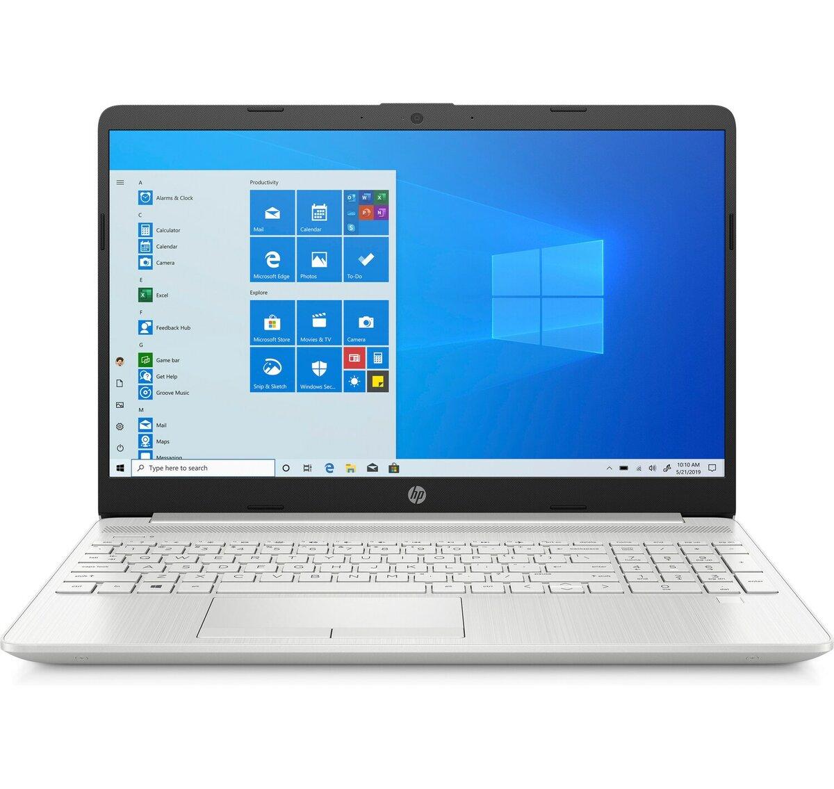Máy tính xách tay HP 15s-fq2029TU