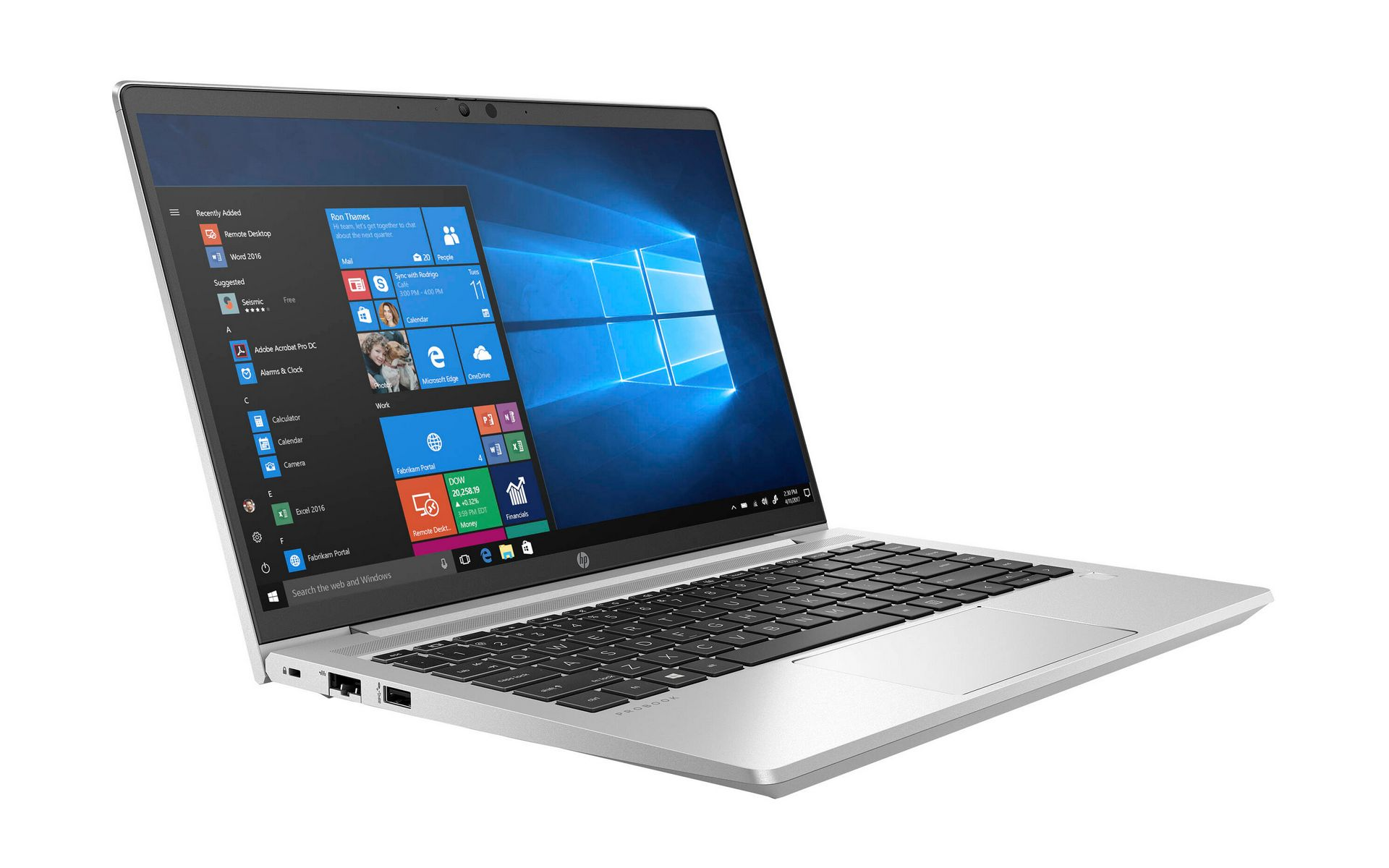 Máy tính xách tay HP ProBook 445 G7 1A1A5PA