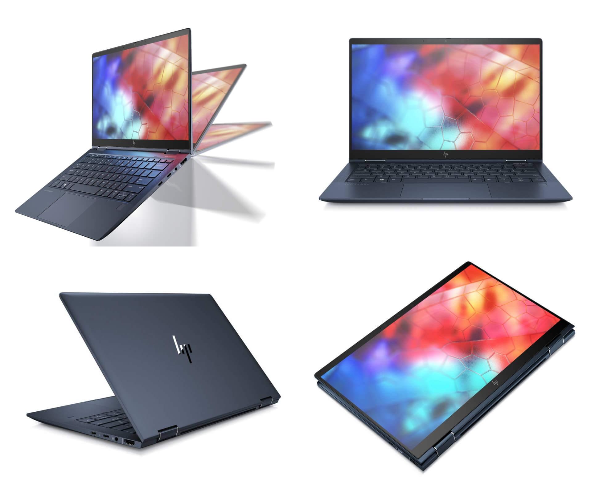 Máy tính xách tay HP Elite Dragonfly 6FW25AV