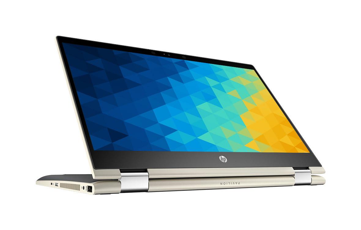 Máy tính xách tay HP Pavilion x360 14-cd0082TU (4MF15PA)