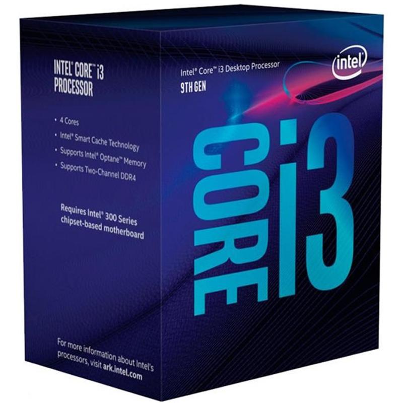 Intel Core i3 9100 3.6GHz/ 6M Cache/ SK1151