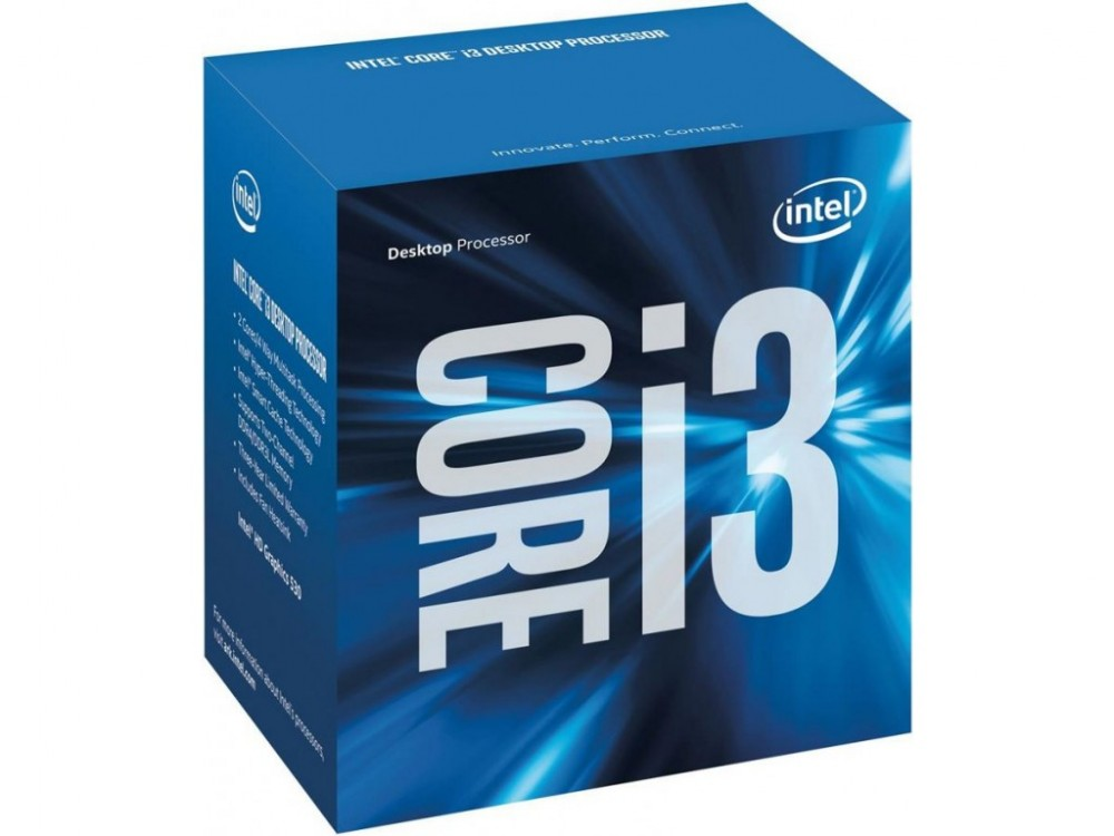 Intel Core i3 7350K 4.2GHz/ 4M Cache/ SK1151 Kabylake - Box