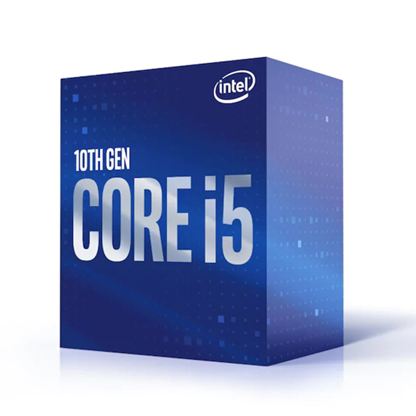 CPU Intel Core i5-10400 2.9GHz up to 4.3GHz / 6 Core 12 Thread / 12MB / UHD Graphics 630/Socket 1200