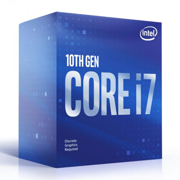 CPU Intel Core i7-10700K 3.8GHz up to 5.1GHz / 8 Core 16 Thread /  UHD Graphics 630/ 16MB / Socket 1200