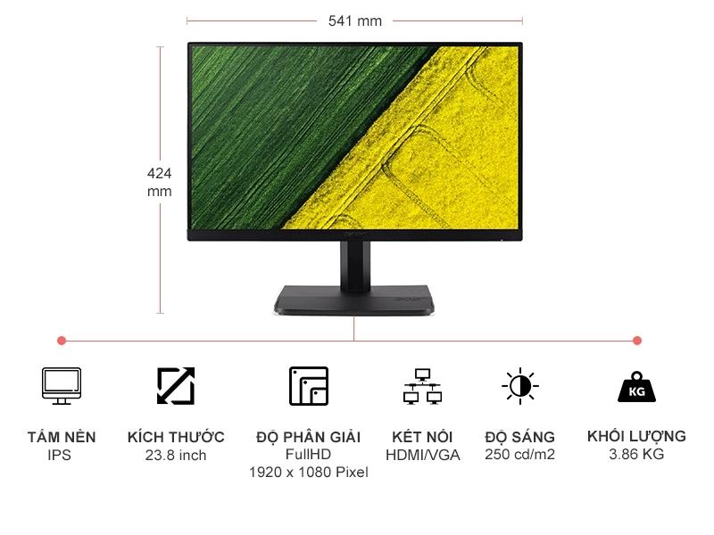 Màn hình máy tính Acer LCD ET241Y
