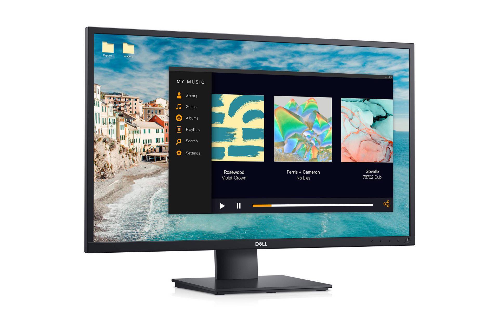 Màn hình Vi Tính hiệu Dell LCD E2720HS
