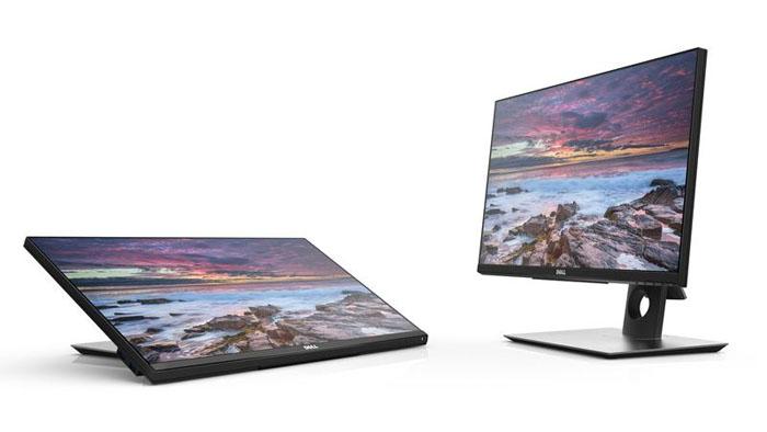Màn hình máy tính Dell P2418HT 23.8 inch - màn hình cảm ứng