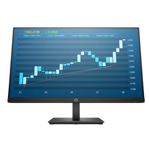 Màn hình HP P244 23.8-Inch Monitor/FHD/IPS/VGA/HDMI/DP (5QG35AA)