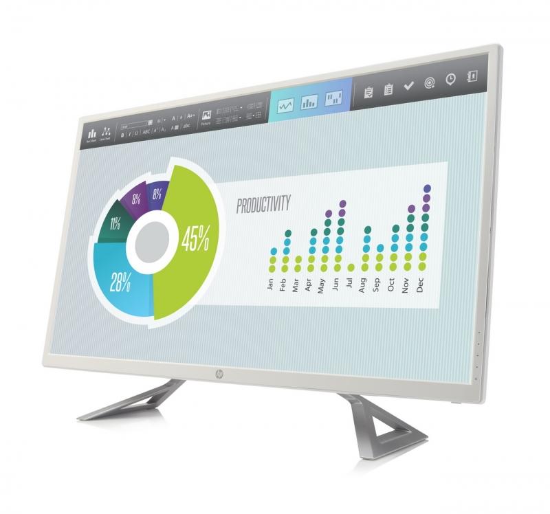 HP V320 31.5-inch Monitor W2Z78AA