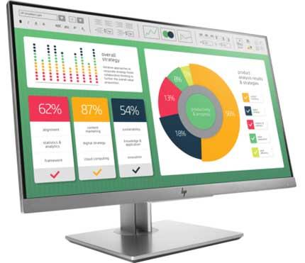 Màn hình vi tính HP EliteDisplay E223 21.5-inch Monitor 1FH45AA