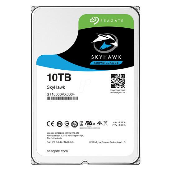 Ổ cứng cắm trong Seagate Skyhawk 10TB 3,5