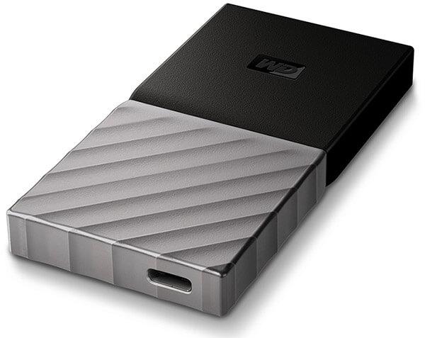 Ổ cứng WD My Passport SSD - 1TB