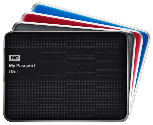 Ổ cứng WD My Passport Ultra - 3TB