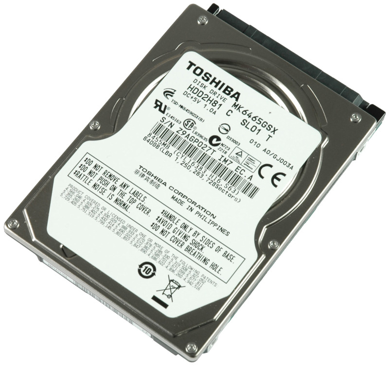 Ổ cứng Toshiba Internal 3.5
