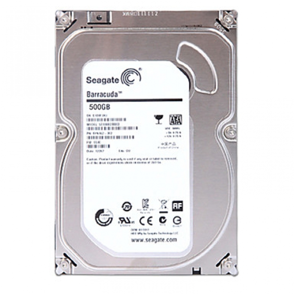 HDD Seagate 500GB/7200rpm Cache 32MB SATA3