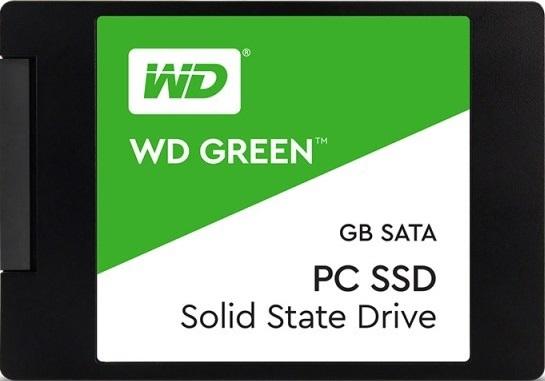 SSD WESTERN GREEN 240GB/ 2.5