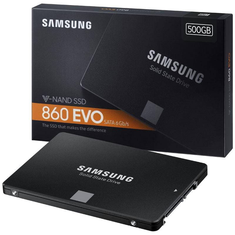 Samsung SSD 860EVO - 4TBSata III