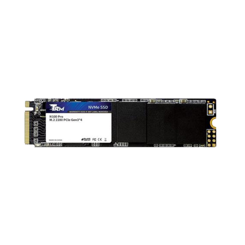 Ổ cứng SSD TRM N150 Pro 1TB M.2 2280 PCIe NVMe (Đọc 3500MB/s – Ghi 3000MB/s)